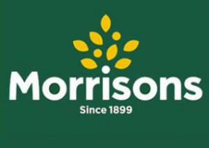 Morrisons has registered this logo design